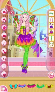 Mafa Fairy Secret Dress Up screenshot 14