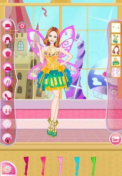 Mafa Fairy Secret Dress Up screenshot 16