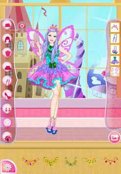 Mafa Fairy Secret Dress Up screenshot 17