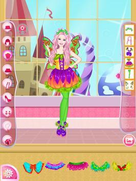 Mafa Fairy Secret Dress Up screenshot 2