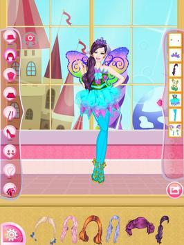 Mafa Fairy Secret Dress Up screenshot 7