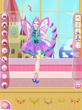 Mafa Fairy Secret Dress Up screenshot 5