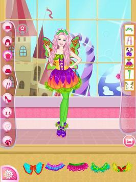 Mafa Fairy Secret Dress Up screenshot 8