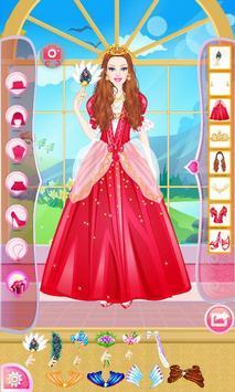 Mafa Island Princess Dress Up screenshot 1