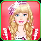 Mafa Kitty Princess Dress Up icon