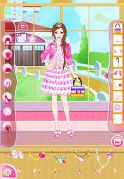 Mafa Kitty Princess Dress Up screenshot 4