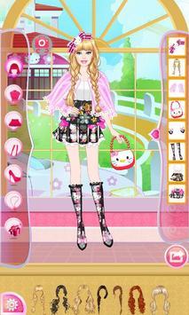 Mafa Kitty Princess Dress Up poster