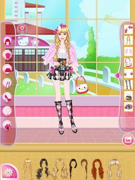 Mafa Kitty Princess Dress Up screenshot 13