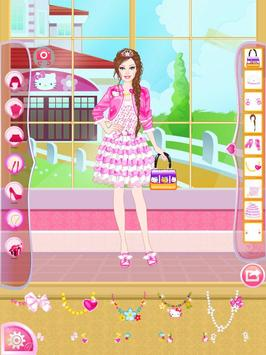 Mafa Kitty Princess Dress Up screenshot 17