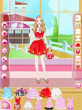 Mafa Kitty Princess Dress Up screenshot 15