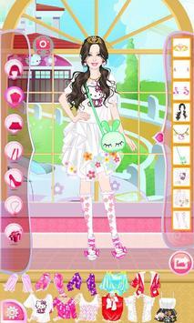Mafa Kitty Princess Dress Up screenshot 1