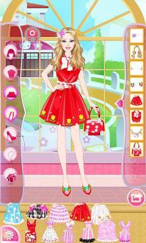 Mafa Kitty Princess Dress Up screenshot 2