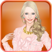 Helen Pink Lady Dress Up icon