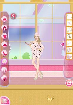 Helen Pink Lady Dress Up screenshot 16