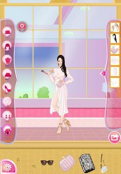 Helen Pink Lady Dress Up screenshot 17
