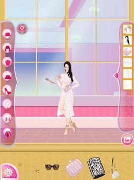 Helen Pink Lady Dress Up screenshot 11