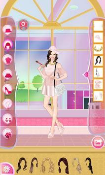 Helen Pink Lady Dress Up screenshot 12