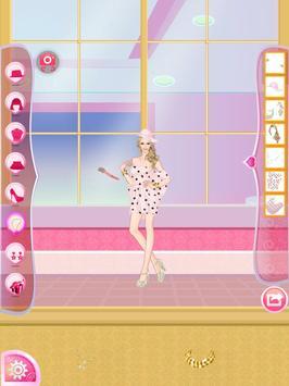 Helen Pink Lady Dress Up screenshot 4