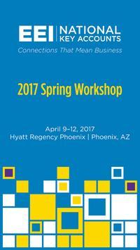 EEI NKA Workshop Spring 2017 poster