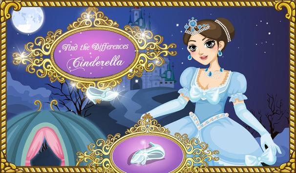 Cinderella FTD - Free game poster