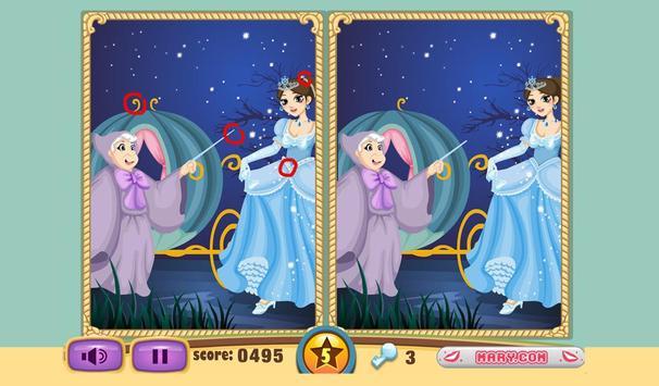 Cinderella FTD - Free game apk screenshot