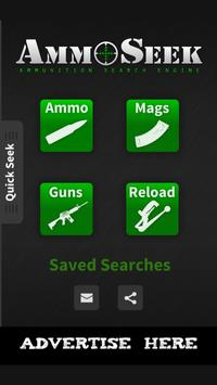 AmmoSeek - Ammo Search Engine poster