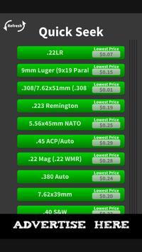 AmmoSeek - Ammo Search Engine apk screenshot