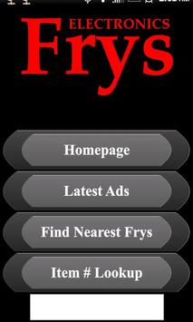 Frys Electronics Mobile poster