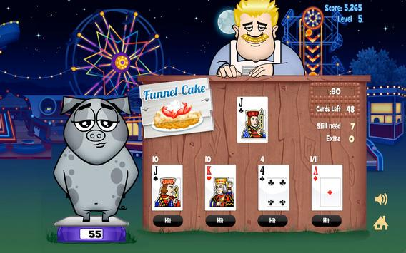 SnackJack Free apk screenshot