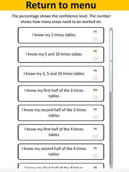 PiXL Times Tables screenshot 7