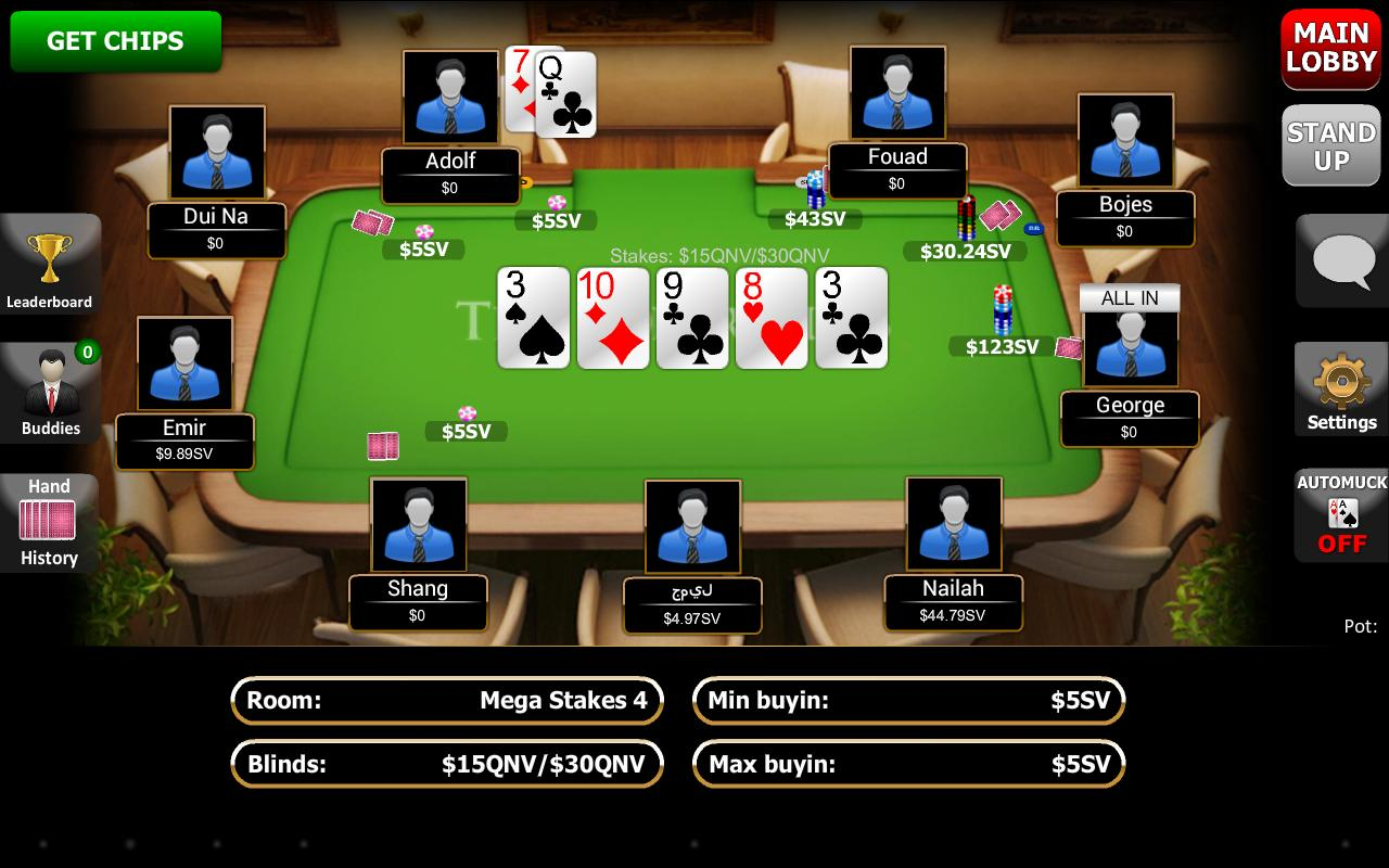 The Poker Club For Android Apk Download