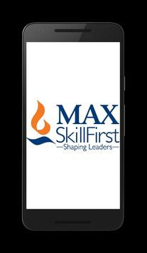Max Skill First poster