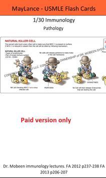 Immunology Flashcards screenshot 2