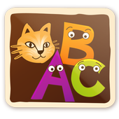 My First ABC Word Games En-Fr icon
