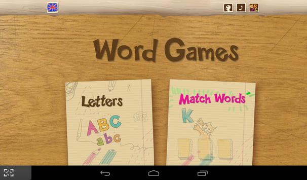 My First ABC Word Games En-Fr screenshot 15