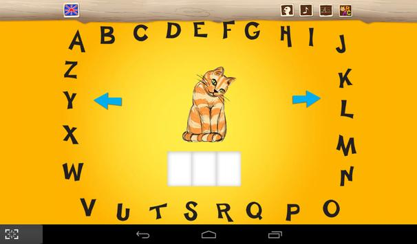My First ABC Word Games En-Fr screenshot 17