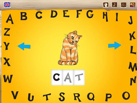 My First ABC Word Games En-Fr screenshot 11