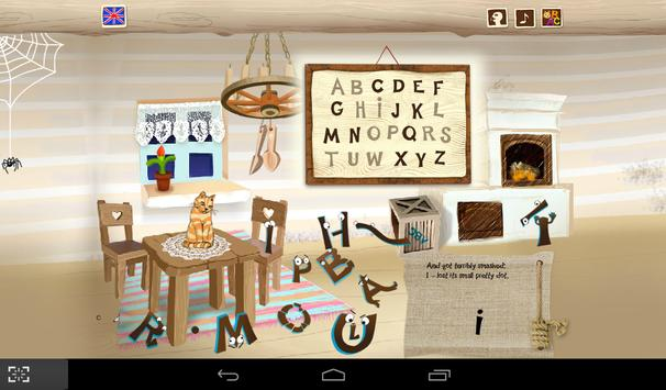 My First ABC Word Games En-Fr screenshot 13