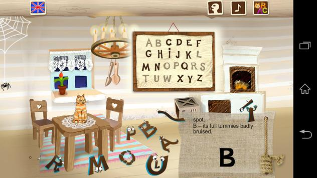 My First ABC Word Games En-Fr screenshot 1