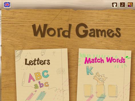 My First ABC Word Games En-Fr screenshot 9