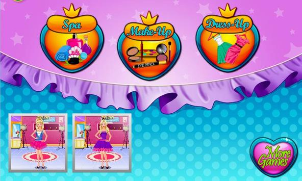 Games for Girls Spa Salon screenshot 6