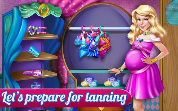Cinderella Pregnant Tanning screenshot 2