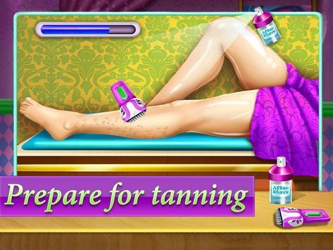 Cinderella Pregnant Tanning screenshot 4