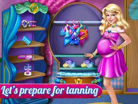 Cinderella Pregnant Tanning screenshot 5