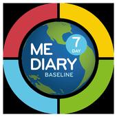 ME/CFS Diary Free Trial icon