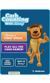 Carb Counting with Lenny poster