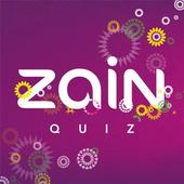 Zain Quiz Tablet icon
