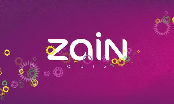 Zain Quiz Tablet poster