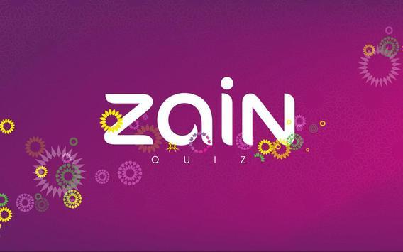 Zain Quiz Tablet apk screenshot