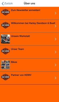 Harley Davidson Würzburg apk screenshot
